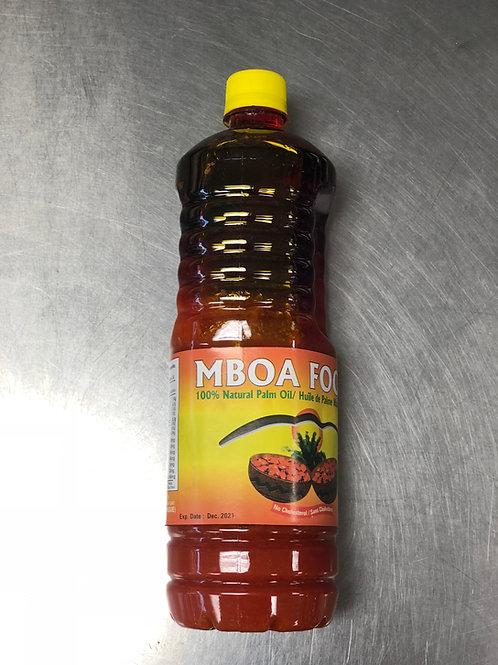 Huile De Palme Mboa Foods 1L