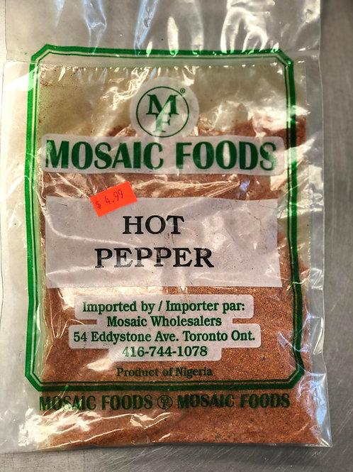 Hot Peper MF