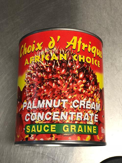Sauce Graine Choix D'afrique 800g