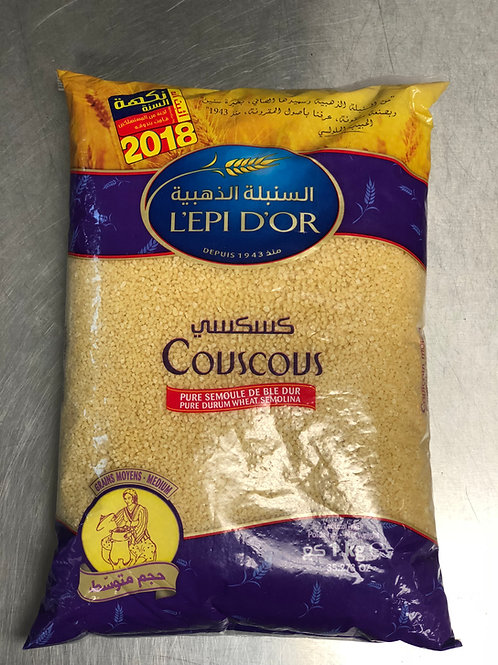 Couscous L'épi D'or