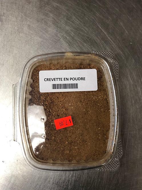 Crevette En Poudre