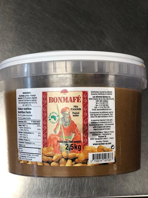 Pâte D'arachide Bon Mafé 2.5kg