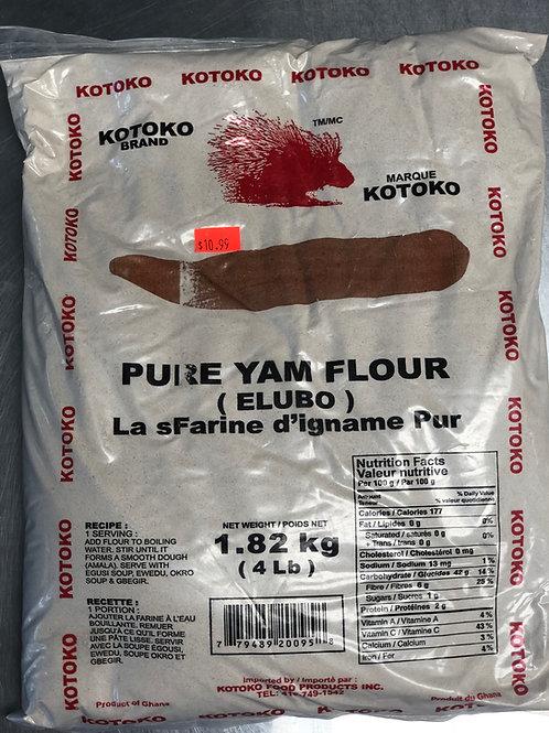 Farine D'igname Kotoko 4lb