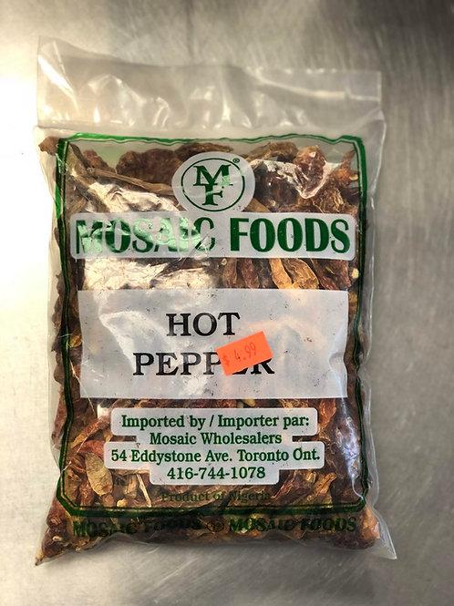 Hot Peper Entier MF