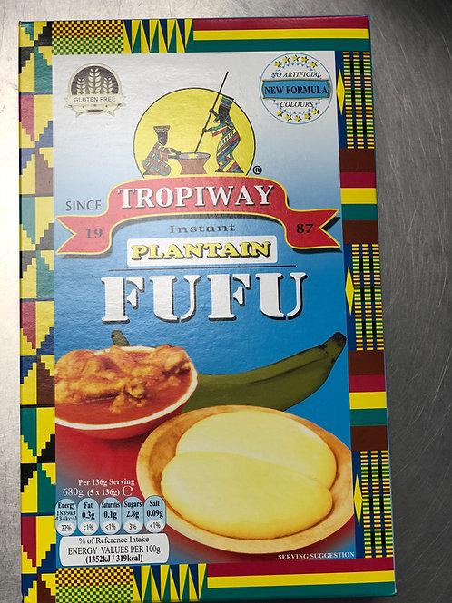 Fufu Flour Plantain