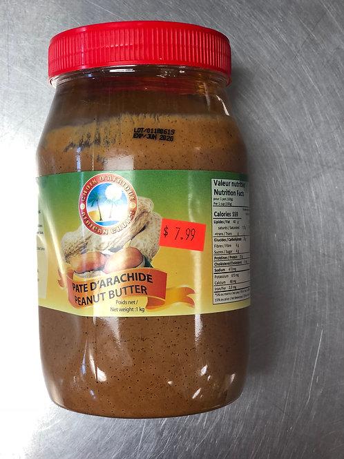 Pâte D'arachide Choix D'Afrique 1kg