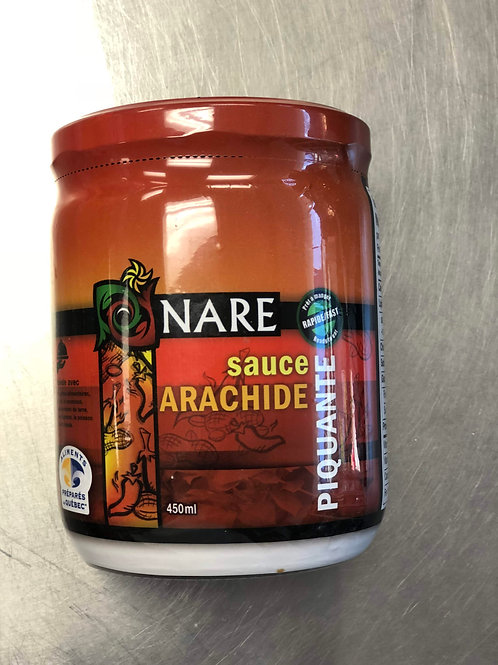 Sauce Arachide Nare 450 ml
