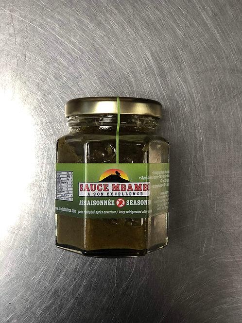 Sauce Mbambi Assaisonné