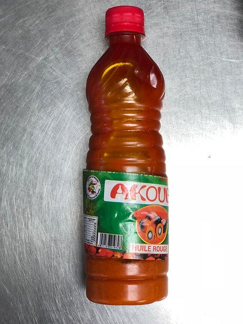 Huile De Palme Rouge Akouba 0.5L