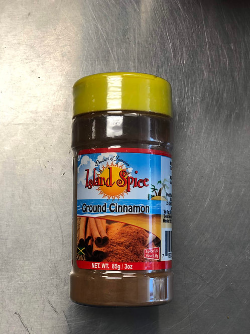 Island Spice Cannelle Moulu 85g