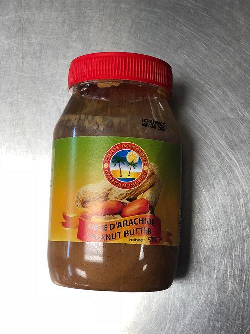 Pâte D'arachide Choix D'Afrique 500g