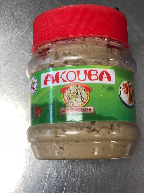 Pâte De Pistache Akouba 500g