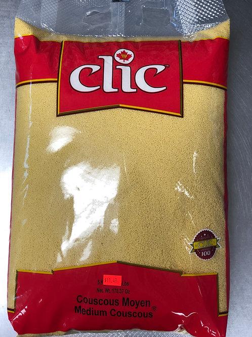 Couscous Moyen Clic 5kg