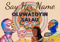 say her name - Toyin Salau