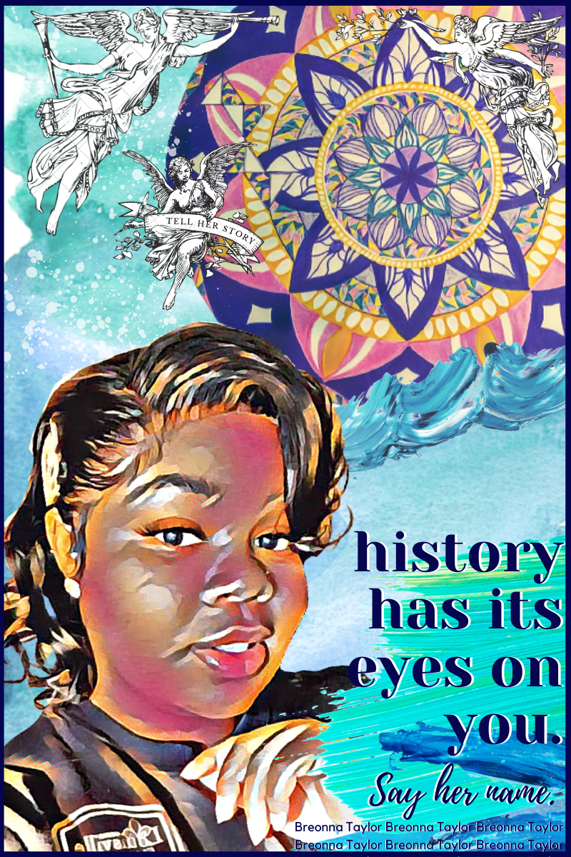 history has its eyes on you