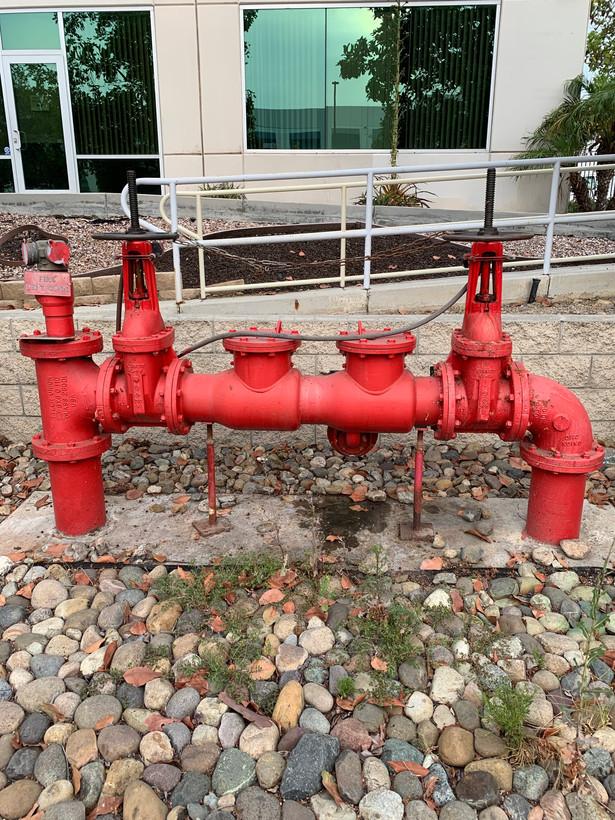 Fire System Backflow Repair