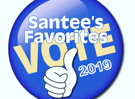 Vote for Santee's Favorite!