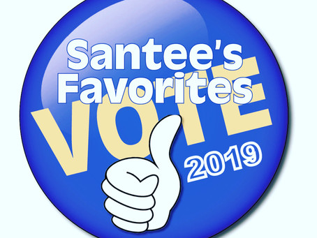 Vote for Santee's Favorite!