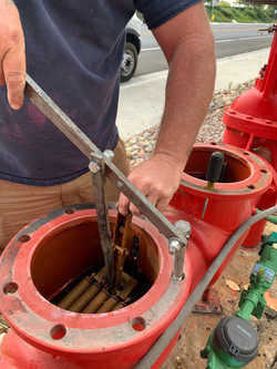 San Diego Backflow Testing Fire System B