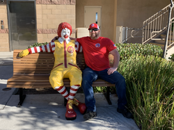 Proud Supporter of the Ronald McDonald H