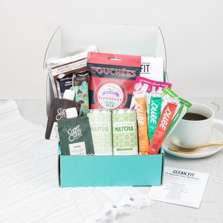 July 2019 CLEAN.FIT box