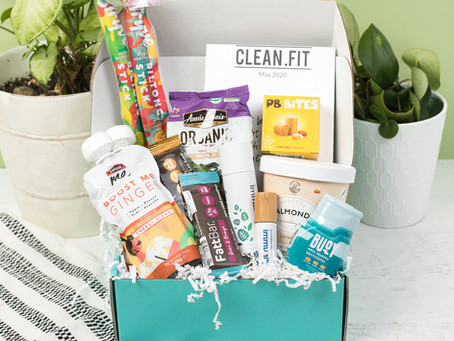 May 2020 CLEAN.FIT Box
