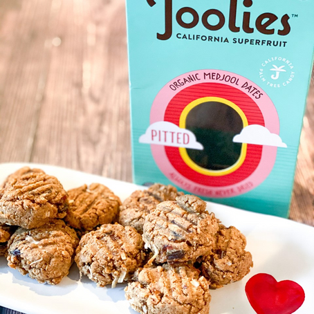 """#Quick&Easy Recipes: Perfect """"Date"""" Breakfast Cookies"""