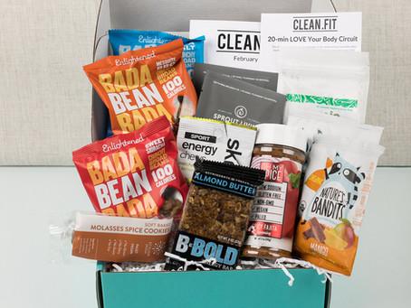 February 2020 CLEAN.FIT Box