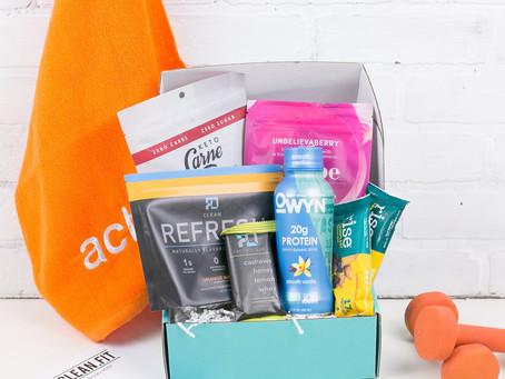 February 2019 CLEAN.FIT Box