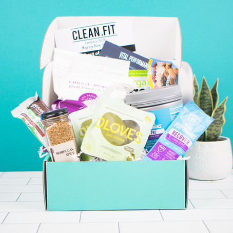 January 2020 CLEAN.FIT Box