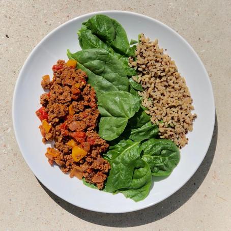 #Quick&EasyRecipes: Taco + Quinoa Salad