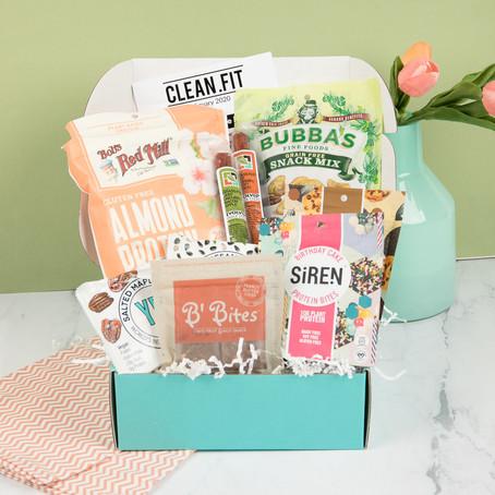 February 2021 CLEAN.FIT Box