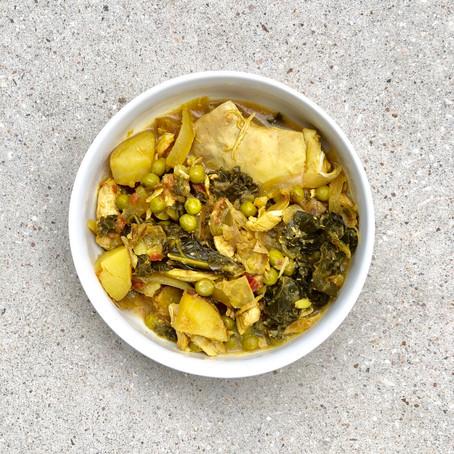 #Quick&EasyRecipes: Crockpot Coconut Chicken Curry