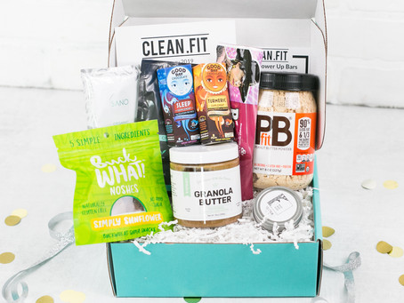 January 2019 CLEAN.FIT Box