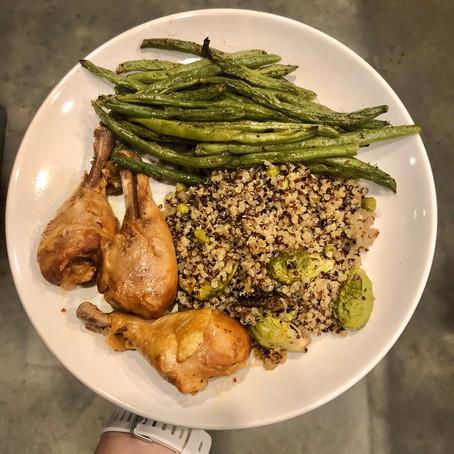 #Quick&Easy Recipes: 2-Ingredient BBQ Chicken