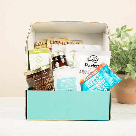September 2020 CLEAN.FIT Box