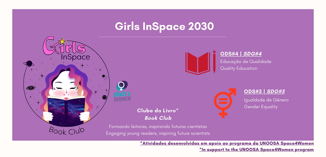 Girls InSpace for a Sustainable Developm
