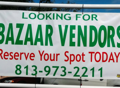 The New Vendor Banner is Up!