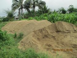 Loads of Sand for Blocks