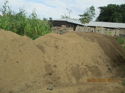 Sand for concreting for near future