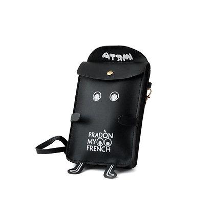 Мини-сумка Робот