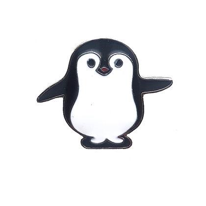 Значок Пингвин большой