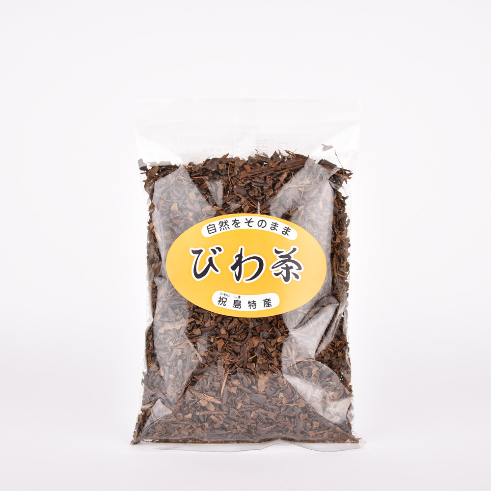 祝島特産びわ茶