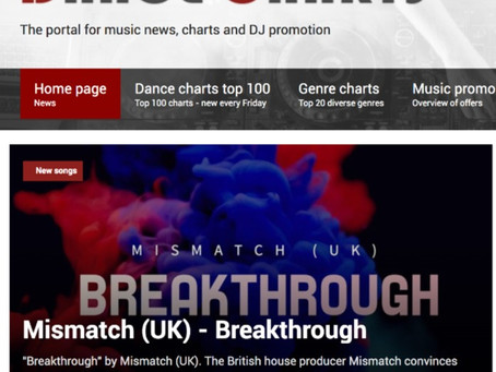 Featured in Dance-Charts