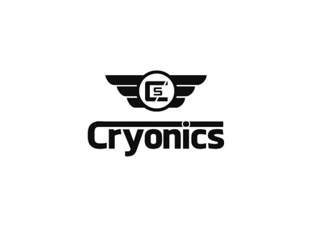 Cryonics signs at Open House Records