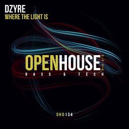 DZYRE - Where The Light Is.jpg
