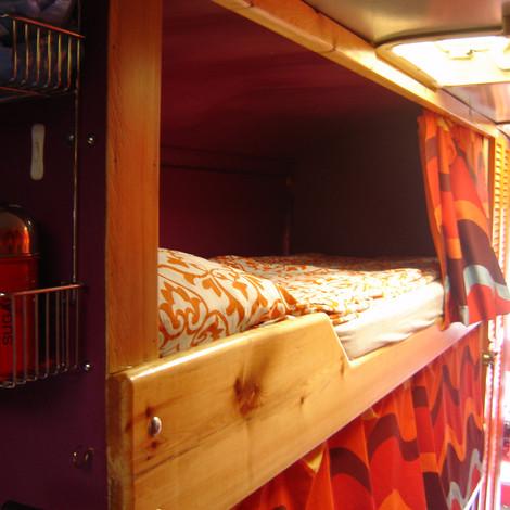 Quirky Tour Bus