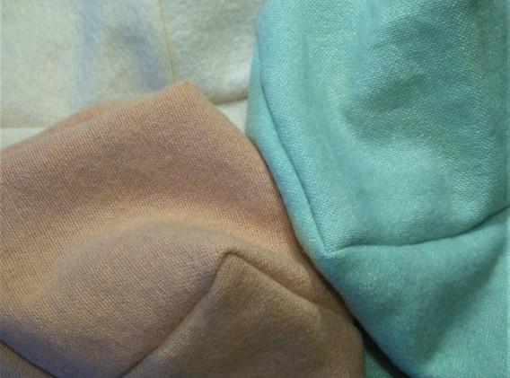 Blank wool covers