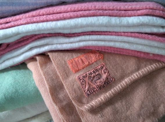 Forgotten Fabrics