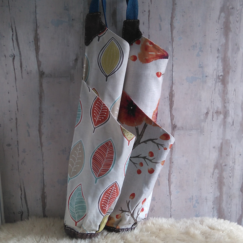 The Spiral Yoga Mat Bag